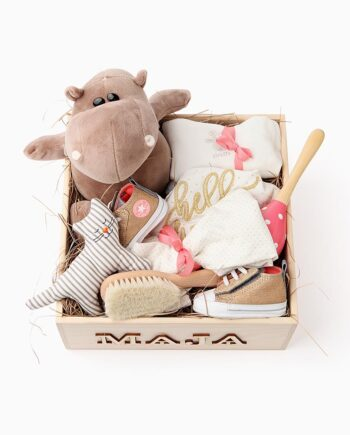 Poklon Paket Za Rodjenje Devojcice Concept Beograd