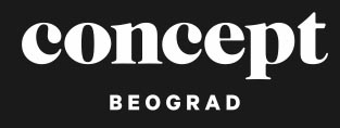 Reference Concept Beograd Logotip