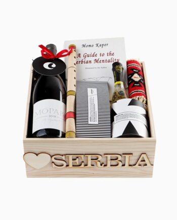 Tematski Poklon Iz Srbije Concept Beograd